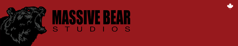 Massive Bear Logo